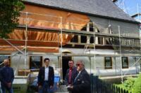 BaufortschrittPfarrhaus 2020-07-10 DSC02007